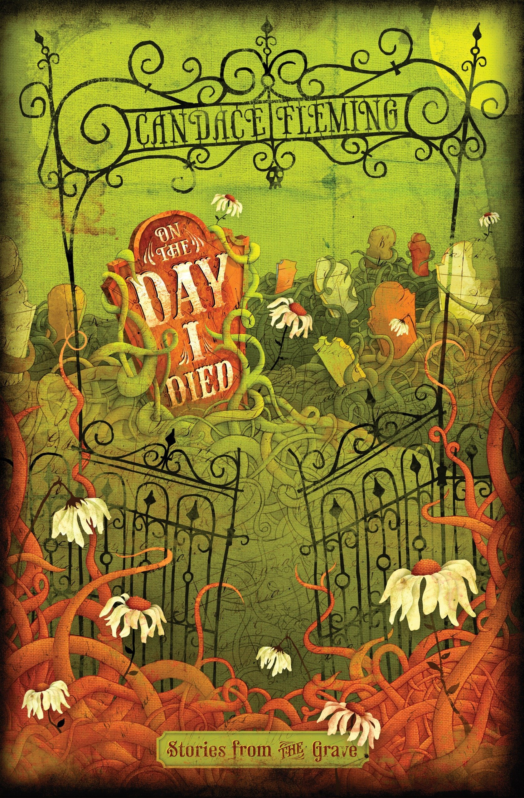 On the Day I Died: Stories from the Grave pdf epub
