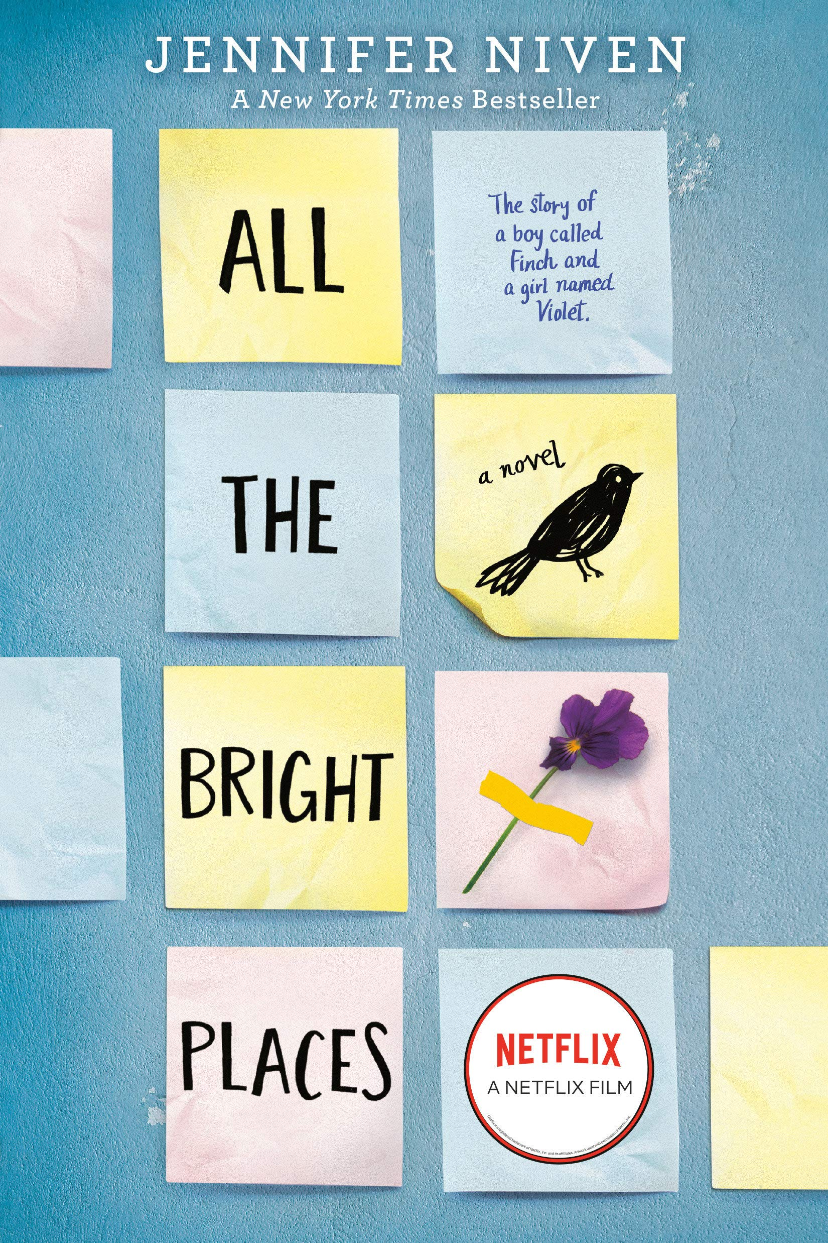 Amazon.com: All the Bright Places (9780385755917): Niven, Jennifer: Books