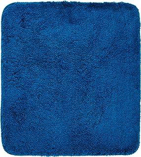 dyckhoff tapis de salle de bain bleu pétrole 70 x 120 cm: amazon ... - Tapis Salle De Bain Bleu