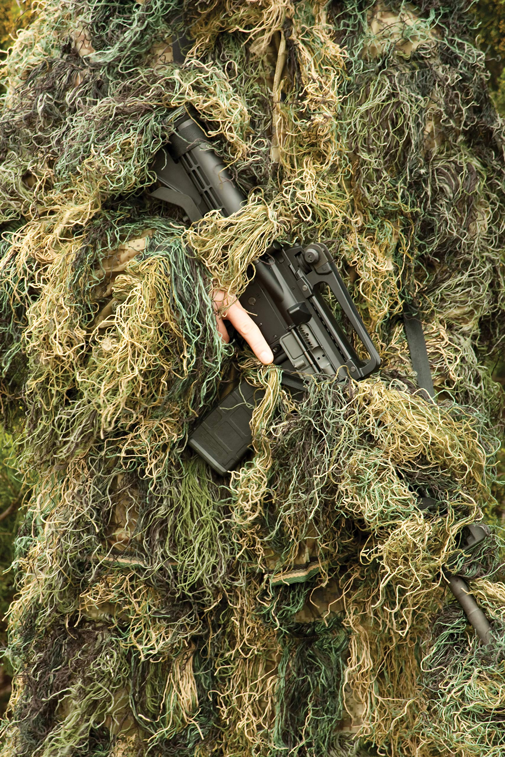 Red Rock Outdoor Gear - Ghillie Suit by Red Rock Outdoor Gear (Image #8)