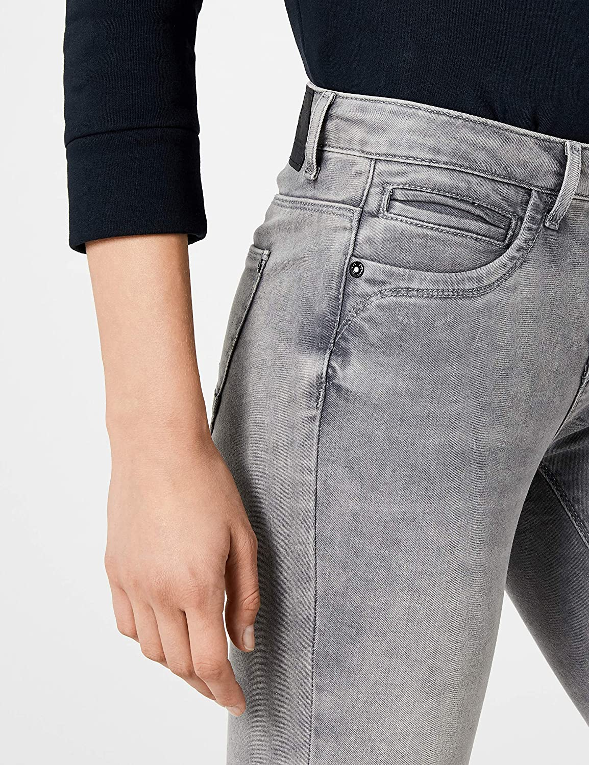 Jeans Mujer ONLY Onlkendell Reg Sk Ank Jea Cre-white Noos