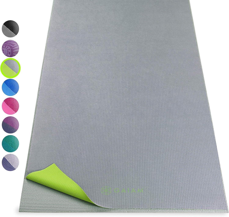 Gaiam No-Slip Yoga Towels