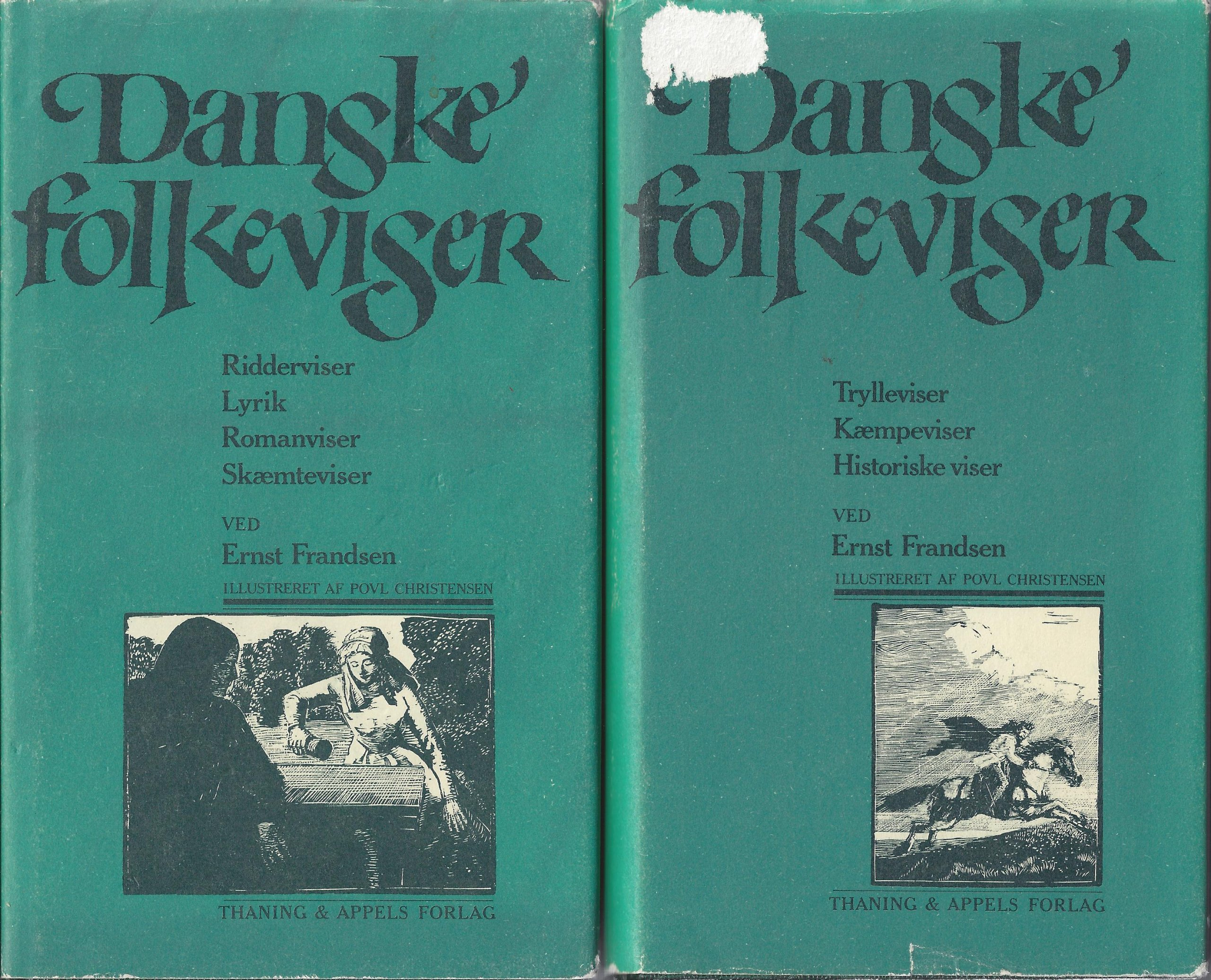 danske folkeviser