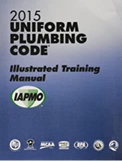 Amazon 2015 uniform plumbing code soft cover 9781938936647 2015 uniform plumbing code illustrated training manual wtabs fandeluxe Image collections