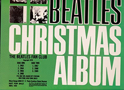 The Beatles Christmas Album.The Beatles The Beatles Christmas Album The Beatles Fan