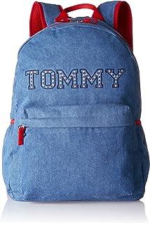 Corporate Girl Backpack, Girls Blau (Tommy Navy), 13x39x28 cm (B x H T) Tommy Hilfiger