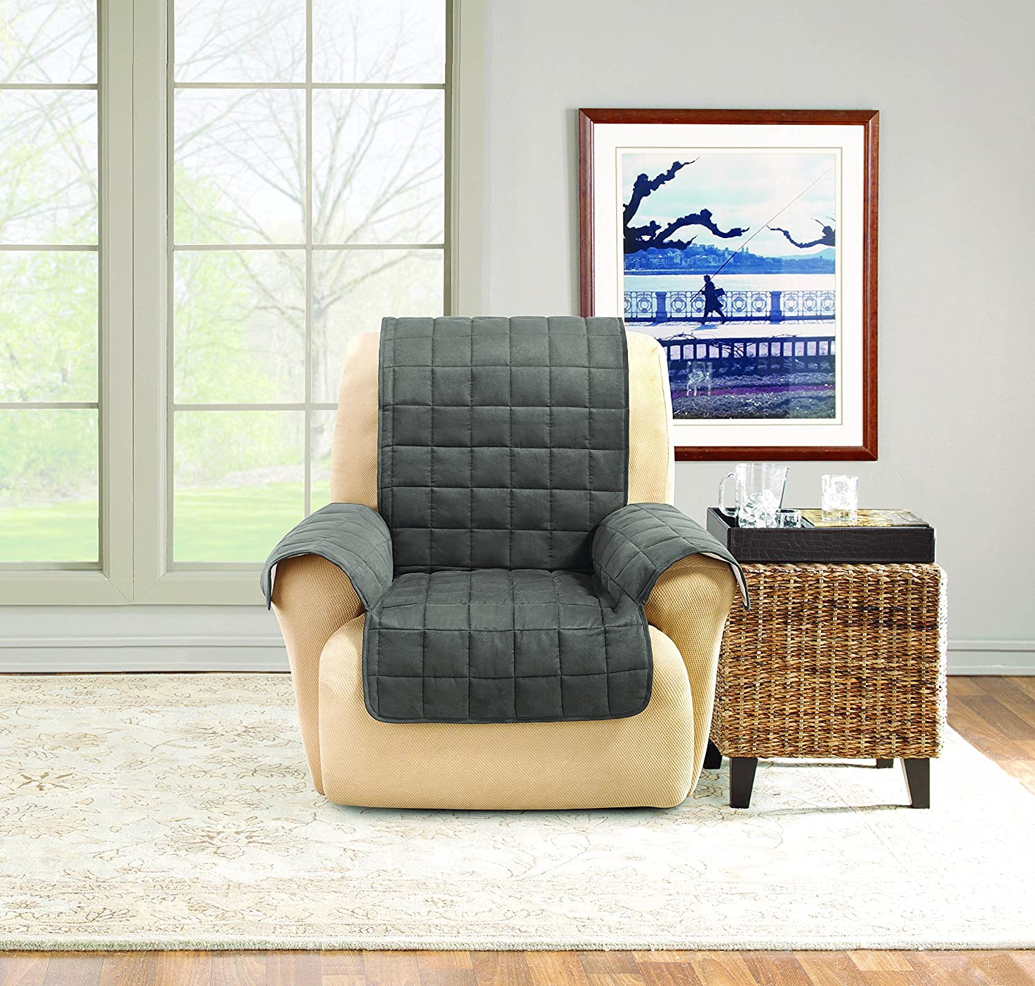 matching oversized chairs size extra slipcover t covers slipcovers parson chair recliner of cushion large slip