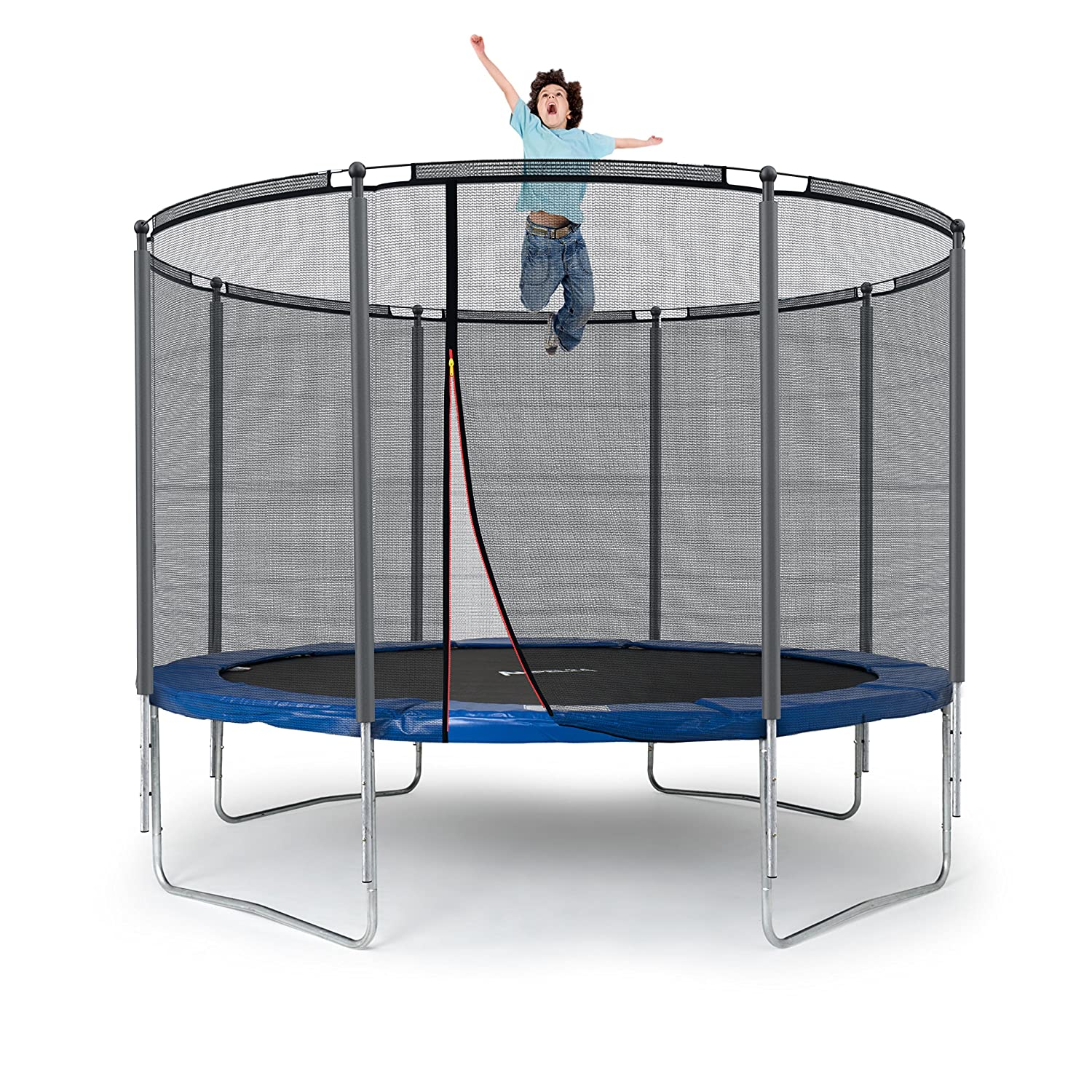 Ampel 24 Outdoor Trampolin 305 cm blau Bild