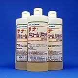 糖尿病による汲取り便槽や浄化槽の臭い対策に、サナ・バキュームリキッド 3本セット
