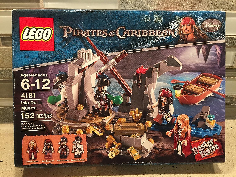LEGO Isla De Muerta 4181