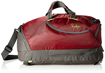 8b55c6b05cb0 Image Unavailable. Image not available for. Colour  skybags flip 3 way  duffle ...