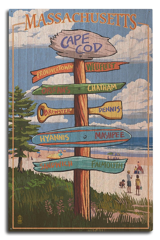 最高級 ケープコッド、マサチューセッツ州 – Sign Destinations LANT-35468-9x12 x 9 15 x 12 Art Print LANT-35468-9x12 B073685SBD 10 x 15 Wood Sign 10 x 15 Wood Sign, アーマージャパン:b6f75e26 --- edkempharma.com