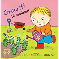 Grow It!/¡A sembrar! (Helping Hands English/Spanish edition)