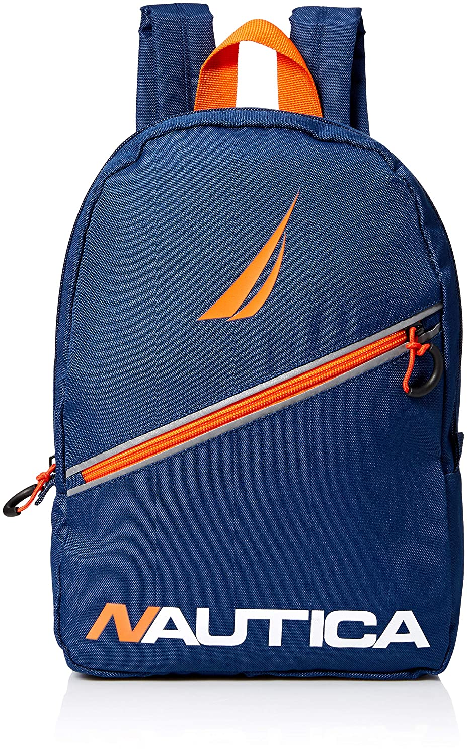 Nautica Little Tonal Zip Mini Backpack for Kids One Size navy