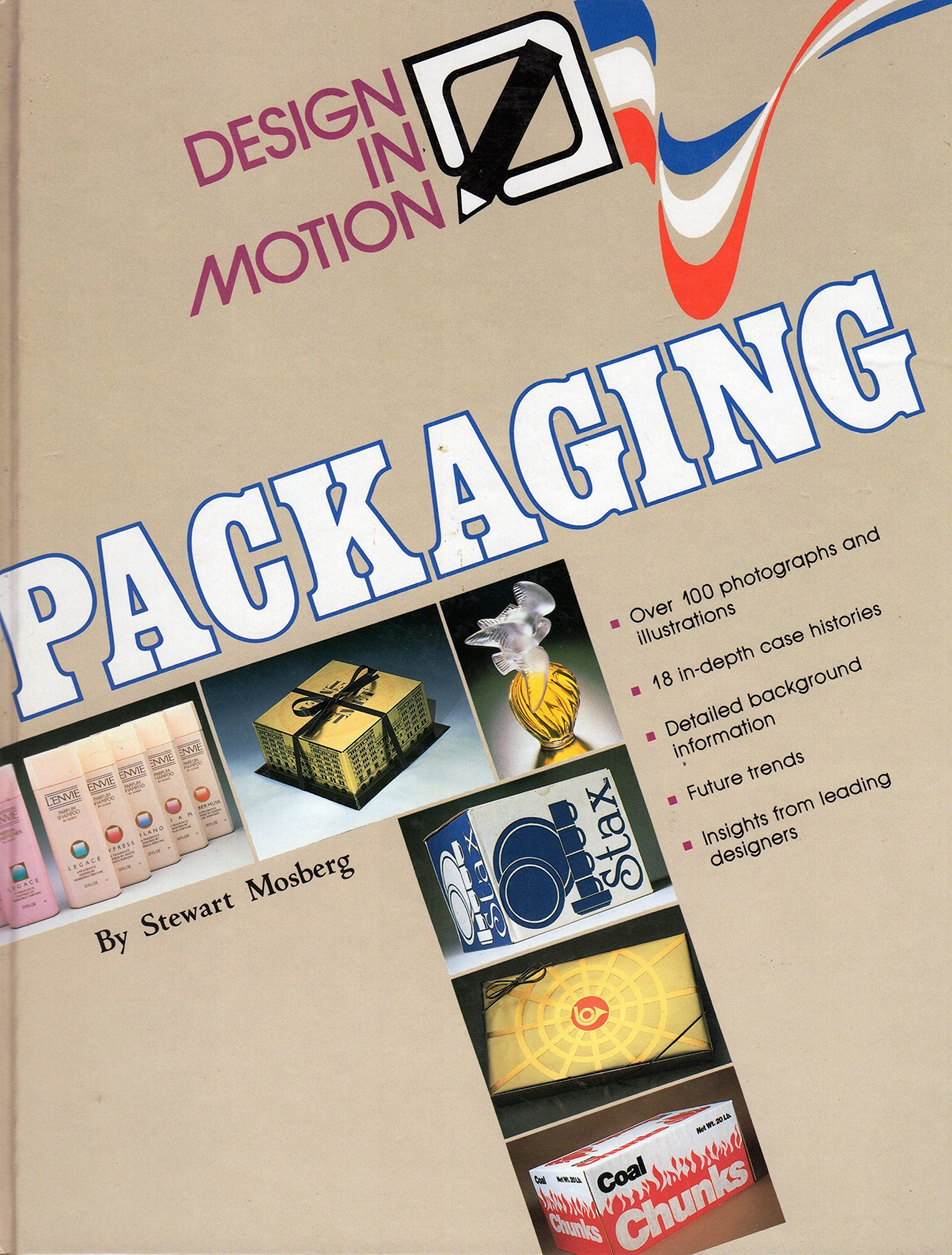 Design in Motion: Packaging (Design in Motion Series), Mosberg, Stewar