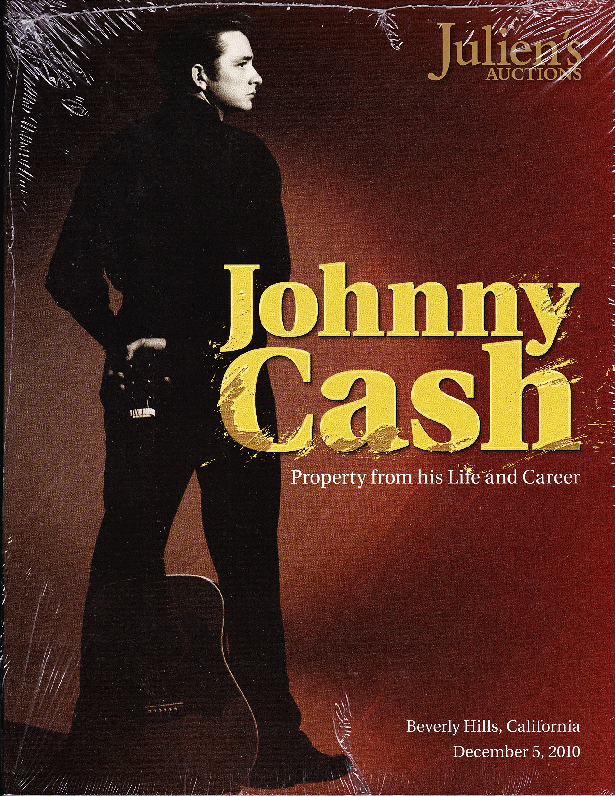 Read Online Property From the Life and Career of Johnny Cash: Live and Online Auction pdf