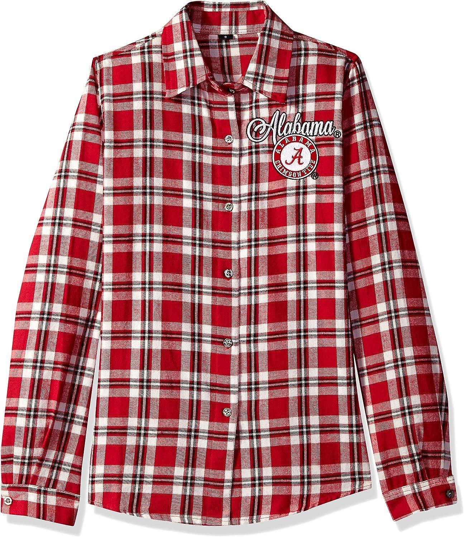 FOCO NCAA Basic Flannel Shirt