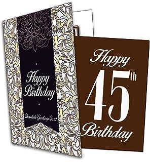 Twizler 45th Birthday Card