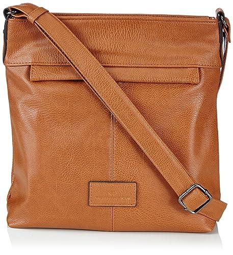 Tom Tailor Acc Womens Miripu Umhangetasche Shoulder Bag Brown Braun