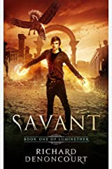 Savant: Book 1 of the Luminether Epic Fantasy Series Kindle Edition