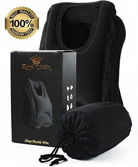 Amazon.com: Royal Vitalidad Dormir Almohada de viaje ...