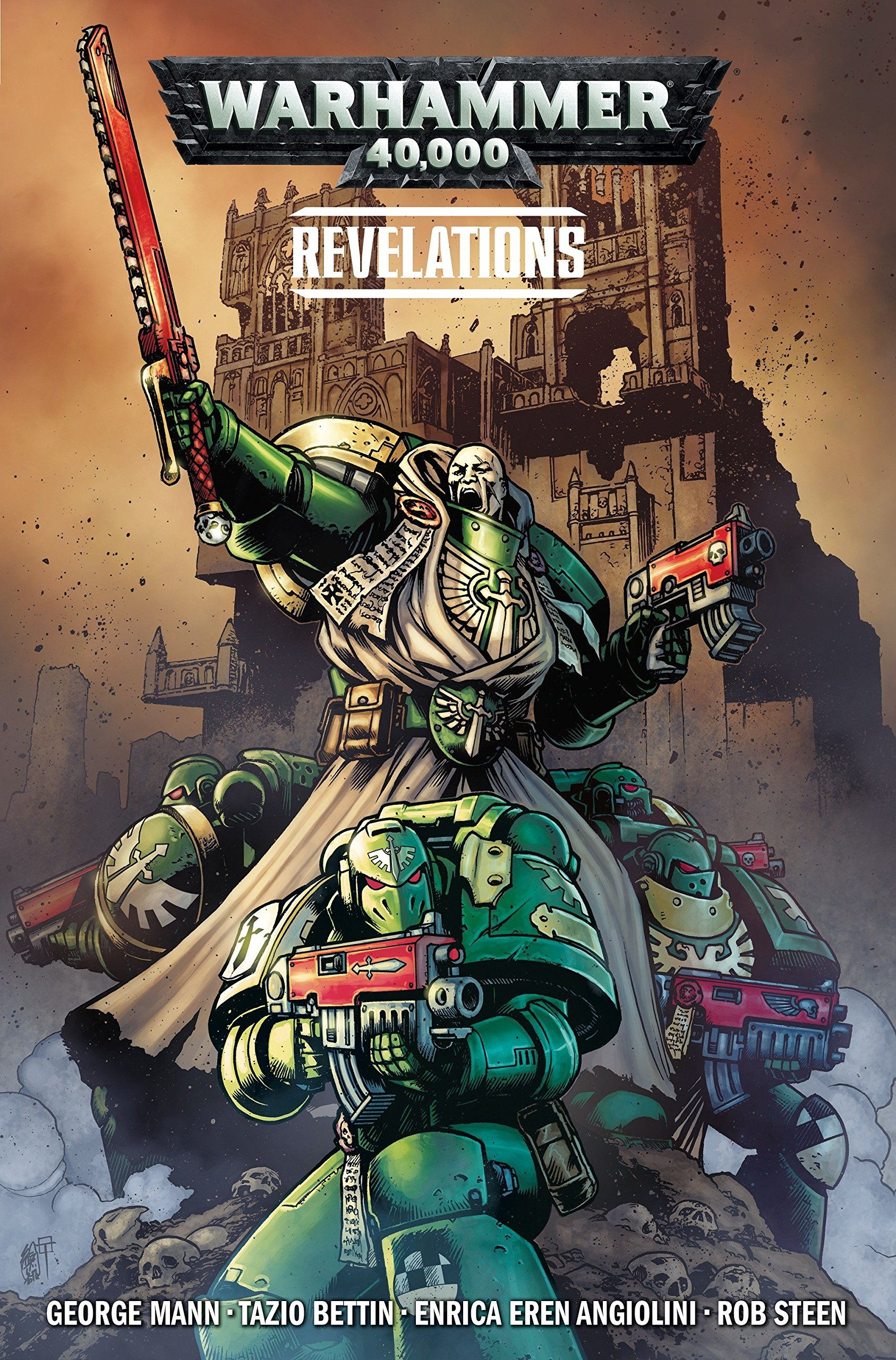 Read Online Warhammer 40,000 Vol. 2: Revelations pdf