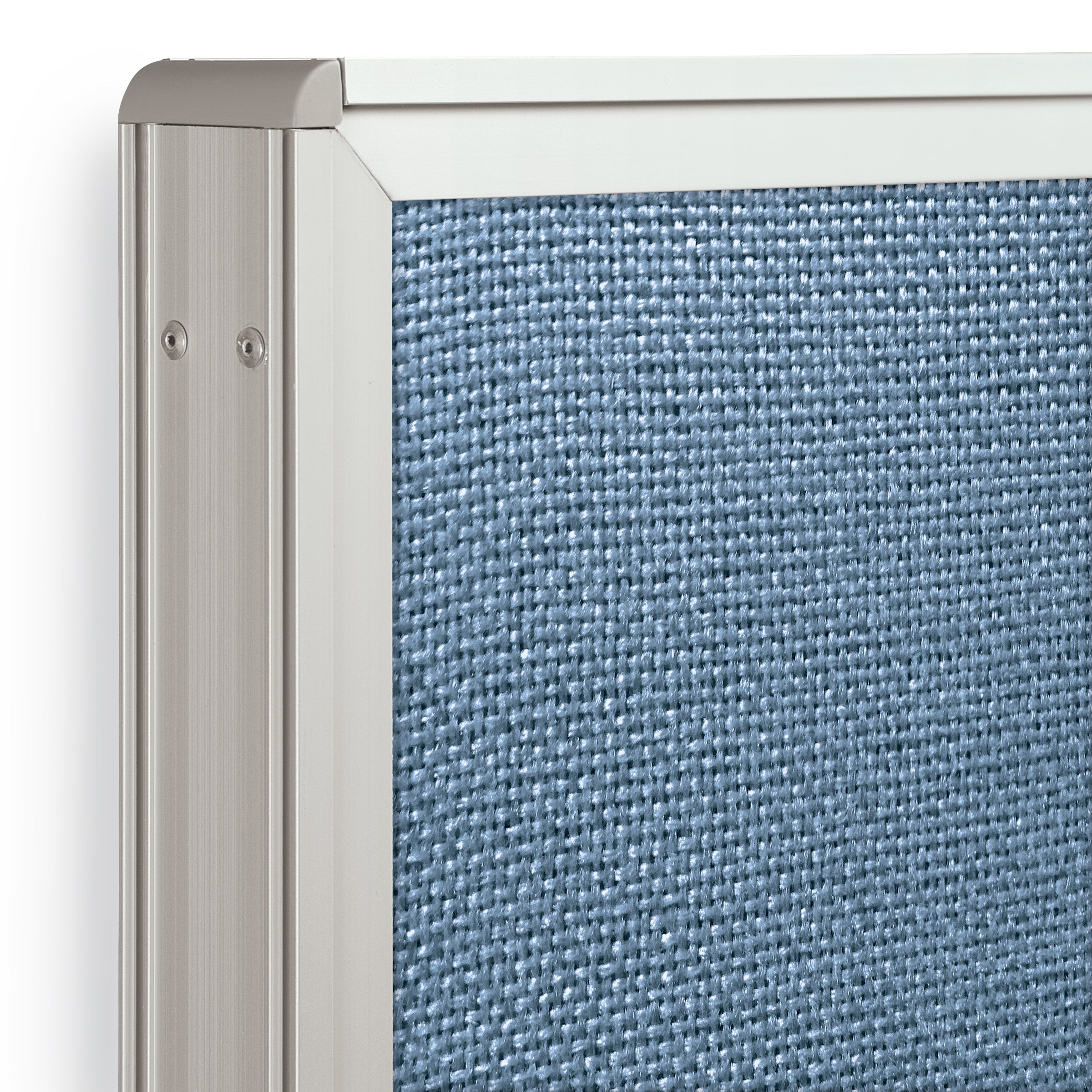 Best-Rite 72 x 36 Inch Standard Modular Divider Panel, Markerboard and Blue Fabric, (66223) by Best-Rite (Image #4)