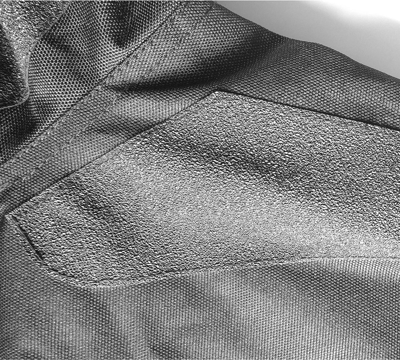 Motorradhose Herren Easy Going Sommer Winter Textilhose Mit Protektoren Wasserdicht Leicht Stoff Schwarz 4xl Xxxxl Auto