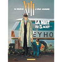XIII, tome 7 : La Nuit du 3 août