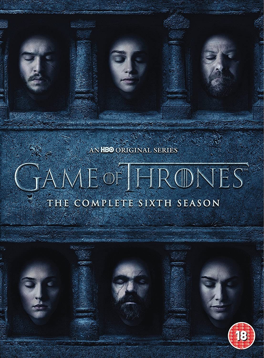 Game of Thrones - Season 6 [DVD] [2016]: Amazon.co.uk: Peter ...