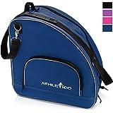 Athletico Ice & Inline Skate Bag - Premium Bag to Carry Ice Skates, Roller Skates