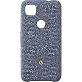 Google Pixel 4a Case, Blue Confetti