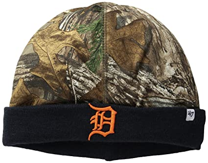 ... new york yankees beanie blue at a great price low price 47 mlb detroit  tigers foxden camo cuff beanie knit hat one size fits most ... 263db6b39b98