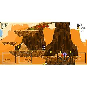 NINJA SIDE 2D : Platform Game: Amazon.es: Appstore para Android