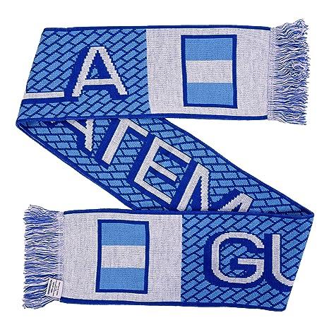 carino intera collezione selezione premium Euroscarves Guatemala sciarpa a maglia da calcio: Amazon.it: Sport ...
