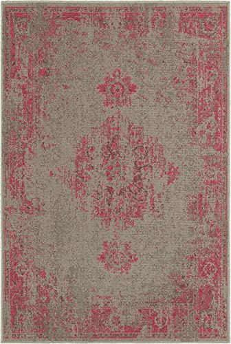 Oriental Weavers 6330F Revival Collection Area Rug, 9 10 x 12 10