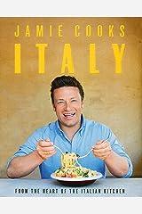 Jamie Cooks Italy [Hardcover] Oliver, Jamie Hardcover