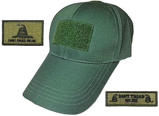 Amazon.com  Ranger Return Tactical Operator OD Green Baseball ... 53bd29ef02