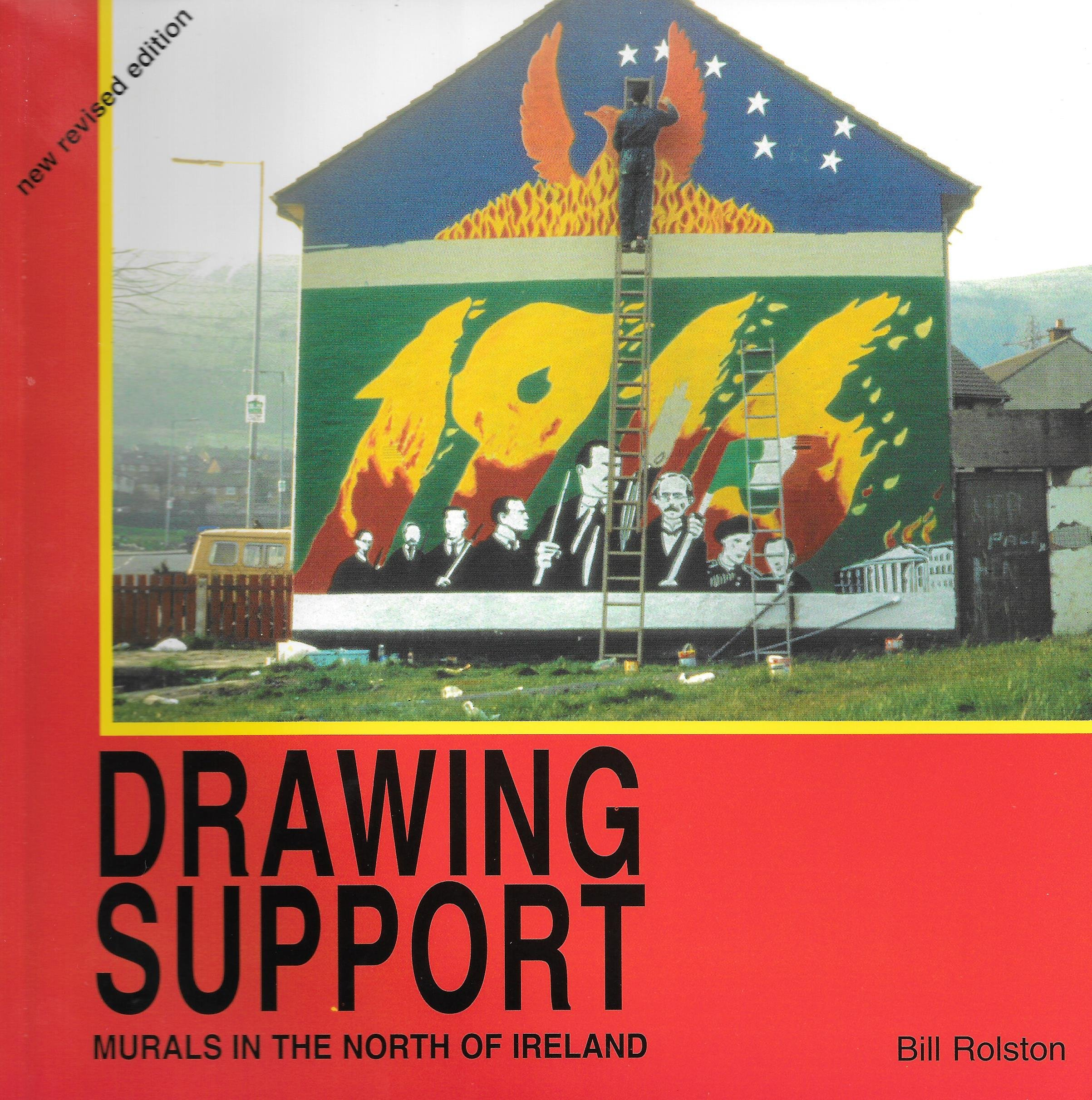 Drawing Support Murals In The North Of Ireland Amazon Co Uk  # Support Dvd Mural