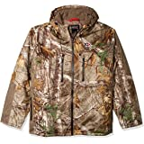 224660dc54661 Amazon.com: 10X Men's Silent Quest Insulated Parka with Scentrex ...