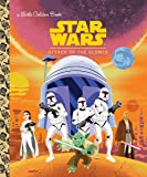Star Wars: Attack of the Clones (Star Wars) (Little Golden Book)