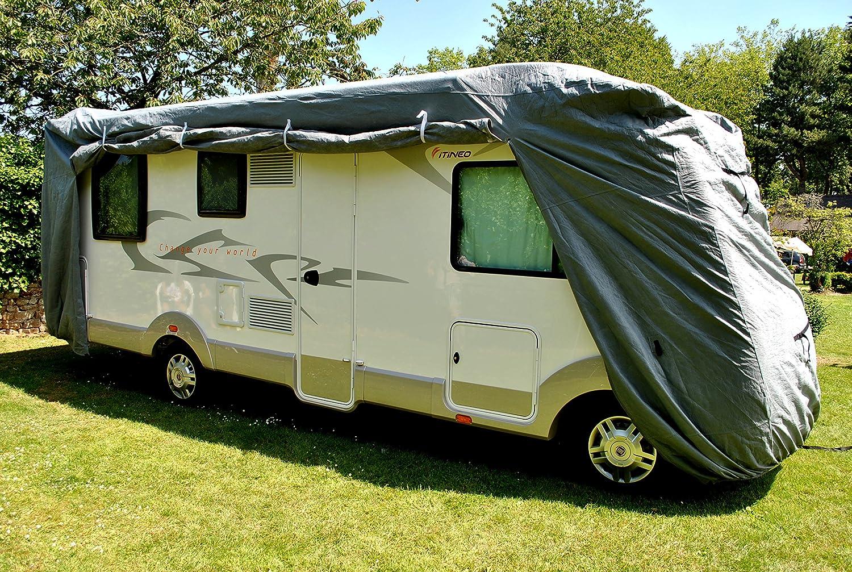 Bestlivings Wohnmobil Schutzh/ülle f/ür Caravan//Camping-Mobile L/änge Verschiedene Gr/ö/ßen von 6,1m bis 8,7m