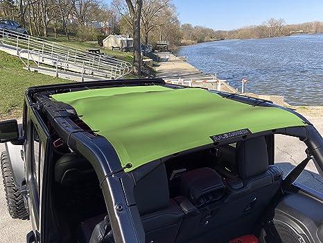 Acme Auto Headlining 68-1449-6846L Green//Gold Replacement Headliner Chevrolet Malibu 4 Door Wagon 8 Bow