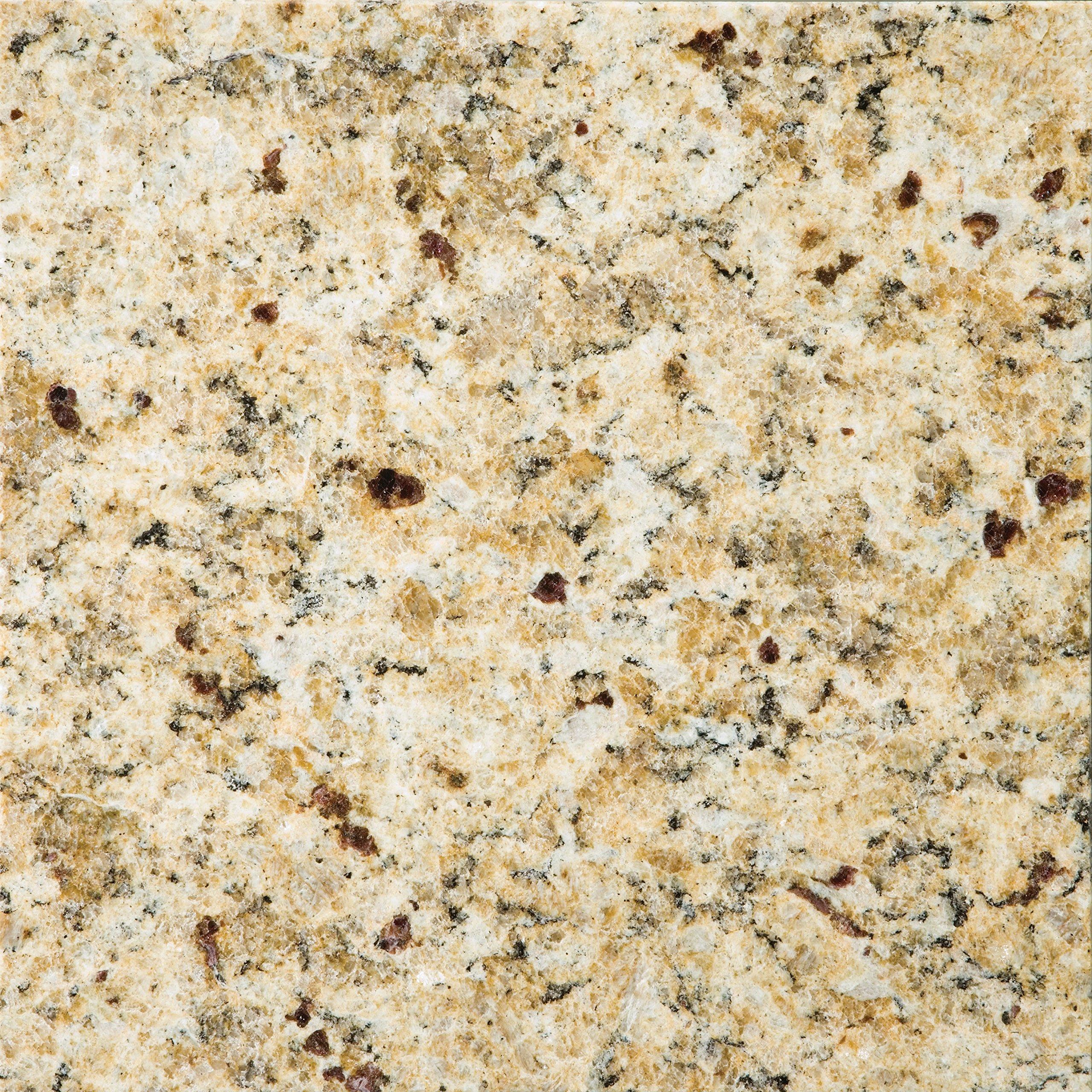 Emser Tile G06GR43NE1212 Granite 43 New Venetian Gold - Granite Tile, 12 x 12''