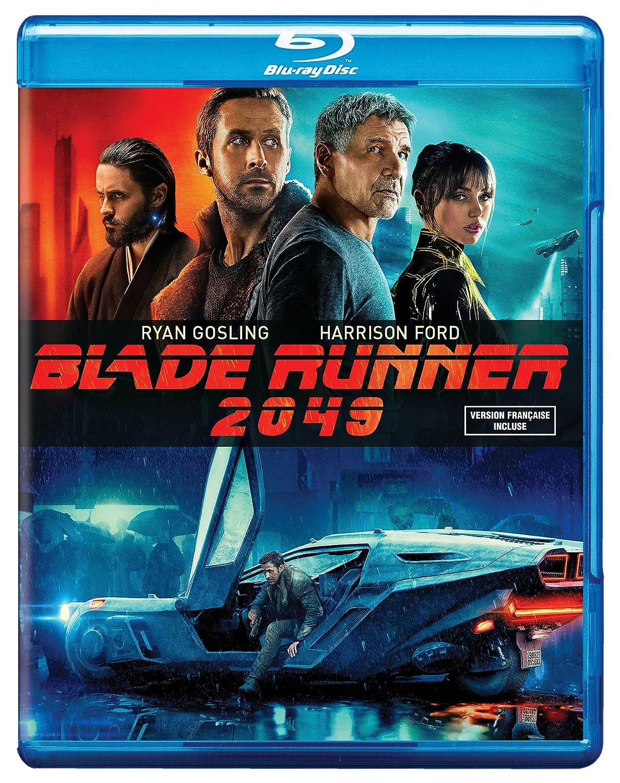 Blade Runner 2049 [Blu-ray] Andrew Kosove Ridley Scott Andrew A. Kosove Broderick Johnson