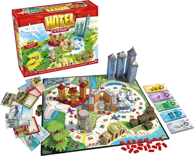 Dujardin – Hotel – El Juego, 41302: Amazon.es: Juguetes y juegos