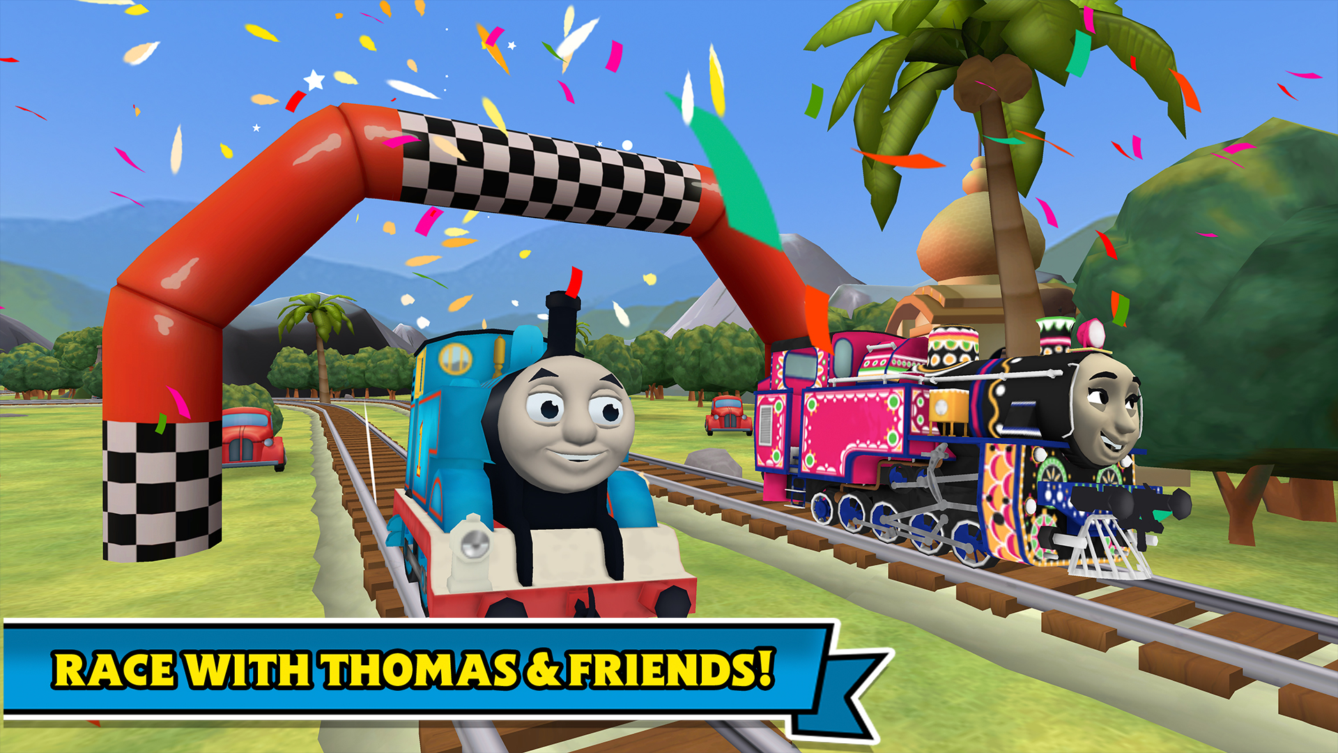 Amazon Com Thomas Friends Adventures Appstore For Android