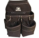 Gatorback B240 Electrician's Combo With Pro-Comfort Back Support Belt. Heavy Duty Work Belt