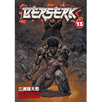 Berserk Volume 13 book cover
