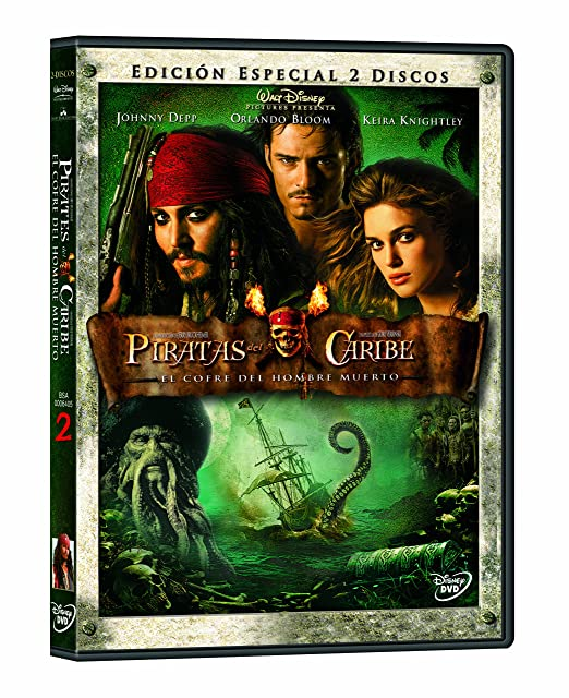 Piratas Del Caribe: El Cofre Del Hombre Muerto - Edición Especial ...